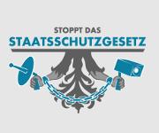 Petition gegen das geplante Staatsschutzgesetz